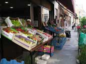 Brussels - Hoogstraat - Fresh produce