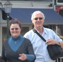 TTW founders Tricia and Mike visiting Maastricht, Netherlands